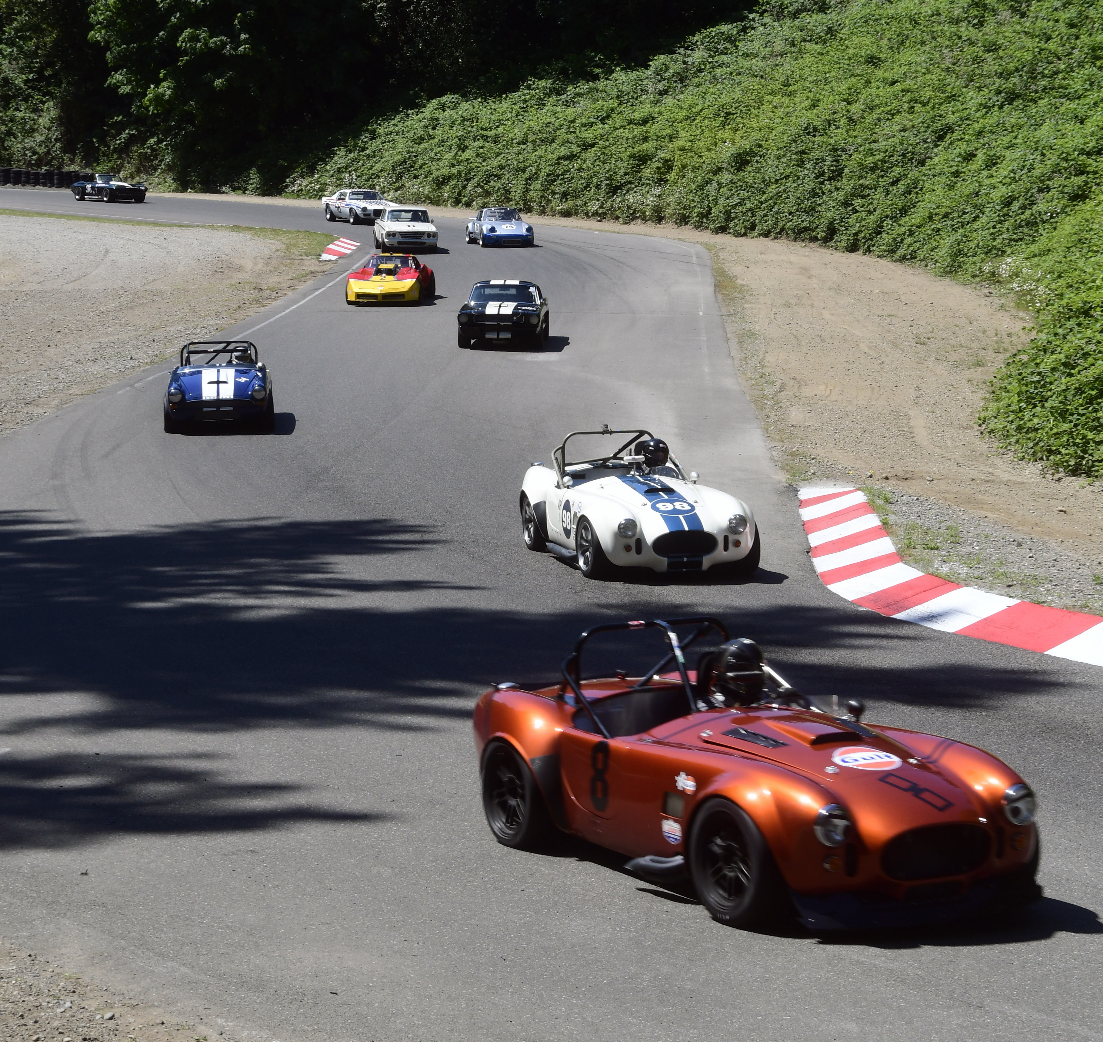 Our Premier Vintage Event, And One Of The Countryu0027s Most Prestigious, Is  The Pacific Northwest Historics. This Year We Salute The 50th Anniversary  Of ...